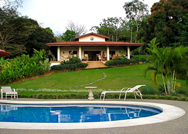 11. Finca Francesa House From Pool