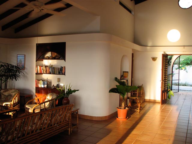 5. Finca Francesa Living Room
