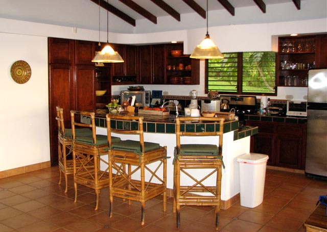 7. Finca Francesa Kitchen