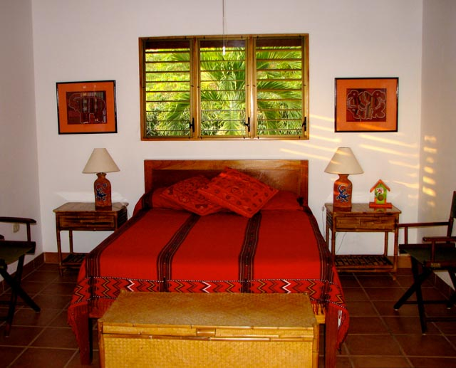 9. Finca Francesa Bedroom