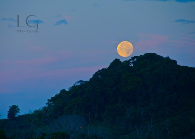 Moon Set-0331