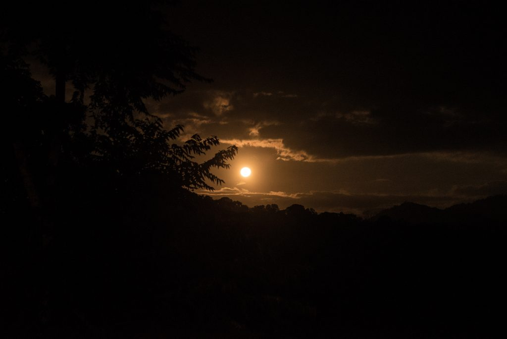 Costa Rica Super Moon